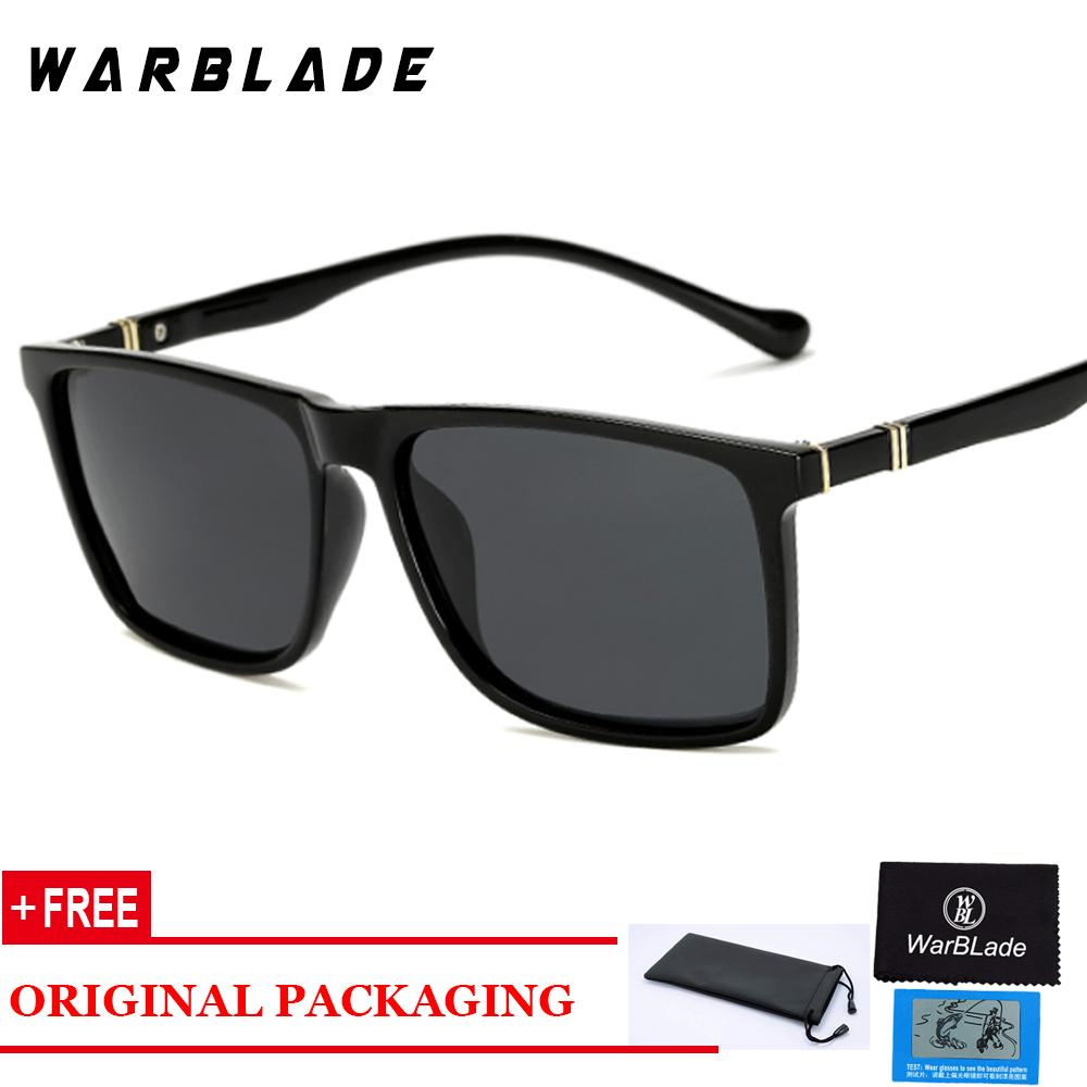 d0e38465c4 WBL 2019 Fashion Polarized Sunglasses Men Luxury Brand Designer Vintage  Driving Sun Glasses Male Goggles Shadow UV400 Cat Eye Sunglasses Round  Sunglasses ...
