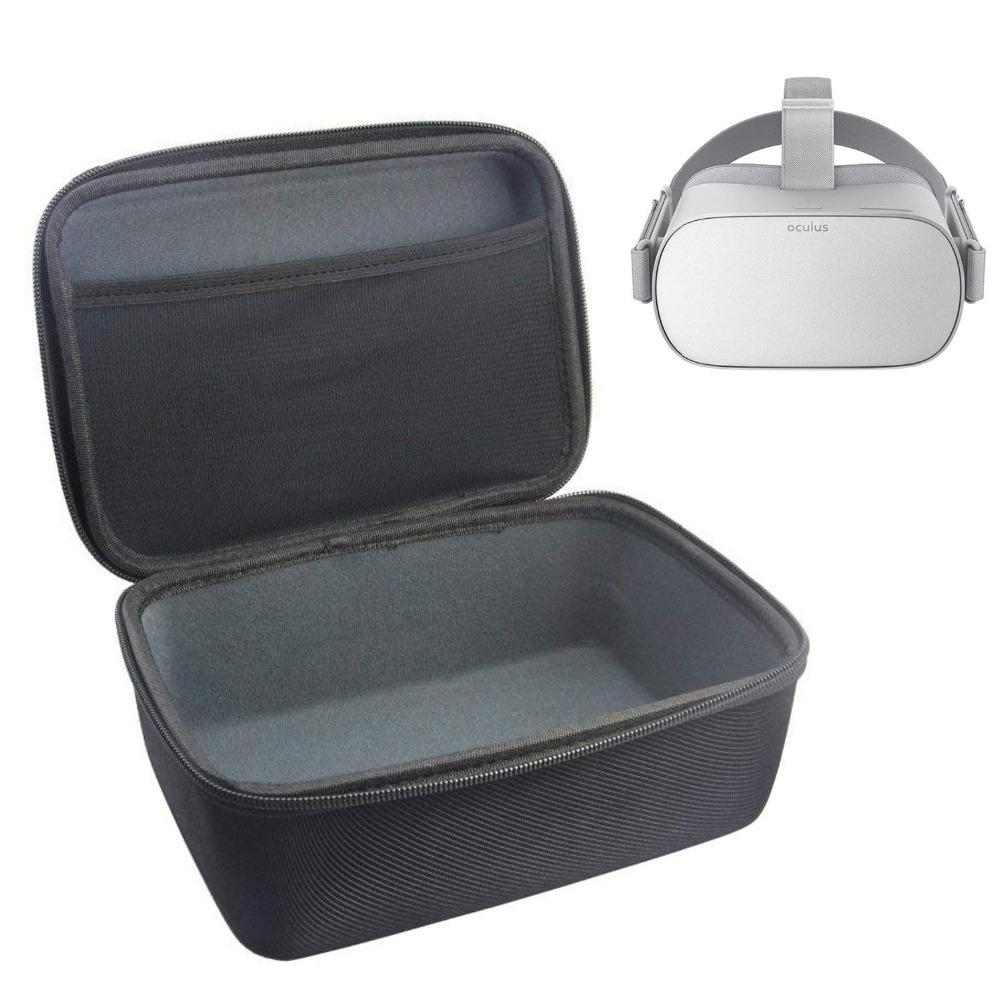 Hard Travel Case For Oculus Go VR Virtual Reality Headset / Samsung VR  Headset Controller Kit Carry Bag Protective Storage Box
