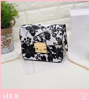 Brand new fashion women's messenger bags bolsas feminina casual leather clutch wool hasp Handbag shoulder bags #YL