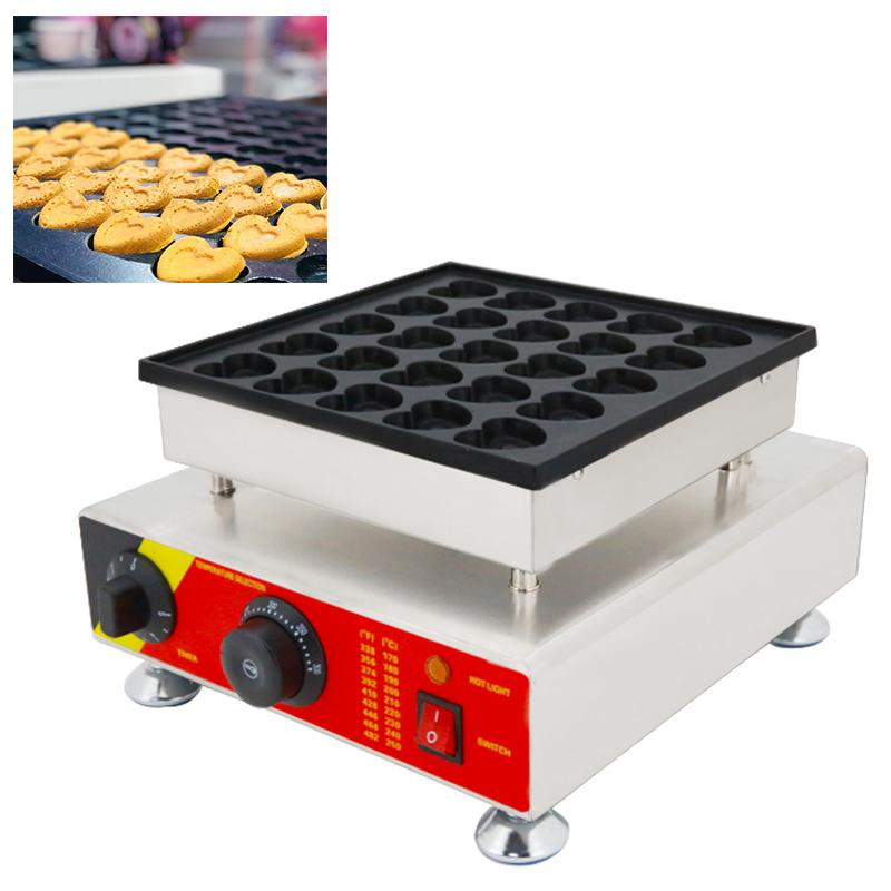 Fish Shaped Mini Waffle Maker Commercial Taiyaki Pan Waffle Machine/electric Fish Pancake For Party Snack Cooking Baker Machine Home Appliances