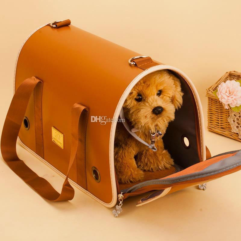 1eec175e3 Compre Melhor Portátil Macio Pet Dog Cat Transportadora Conforto  Respirabilidade Tote De Viagem Bolsa De Ombro Caixa Gaiola Gaiola Kennel Pet  Gaiola Saco De ...