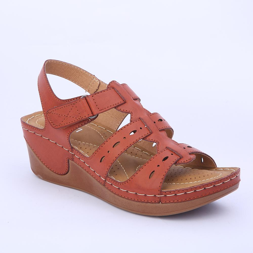 094c86bbb82 Wedges Shoes Women Sandals Platform Casual Soft Sole Camel Color  Lightweight Comfortable Gladiator Summer Shoes Mama Plus Size Shoes For  Sale Womens Loafers ...