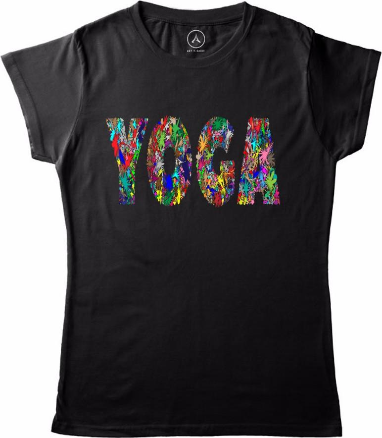 Art T-shirt Yoga T-shirt HB-002371543
