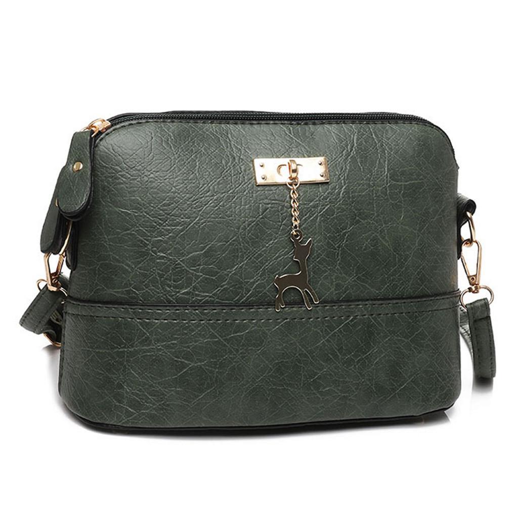 Mini Women Bag Handbags Ladies Famous Brand Luxury Handbag Female Bag  Designer Crossbody Bags For Women 2018 Deer Decor Bolsa 30 Red Handbags  Pink Handbags ... cbda47998aadc