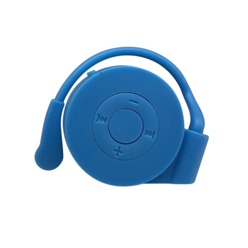 Ear-hang Type Card MP3 Player Sports 15g Portable TF card Music USB 2.0 3.5mm 160 x 128 Player 3H