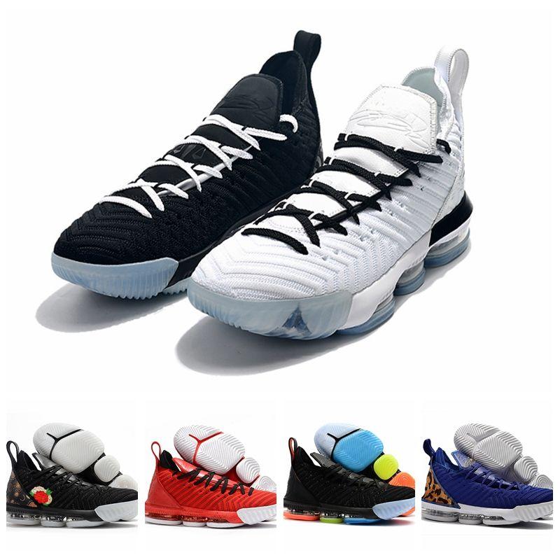 4d13b00e5ab 2019 Mens 16s Basketball Shoes 16 King Court Purple Oreo FRESH BRED Triple  Black Trainers Sports Designer Sneaker Shoes Size Eur 40 46 Shoes Sneakers  ...