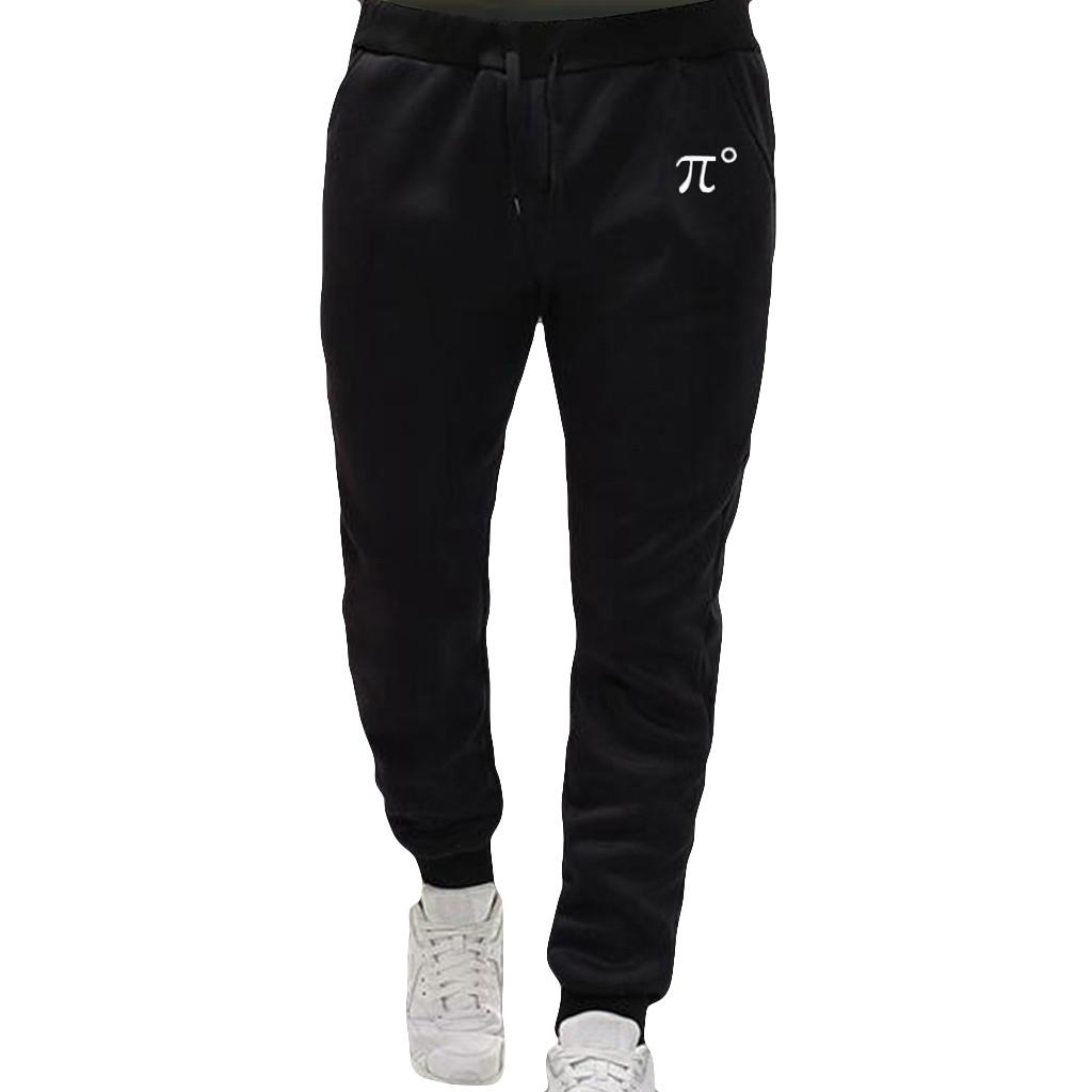 2019 Men Joggers Casual Male Trousers Pants Sweatpants Jogger Grey Elastic  Cotton Fitness Workout Pants Pantalones Chandal Hombre From Xaviere db4185a153cb