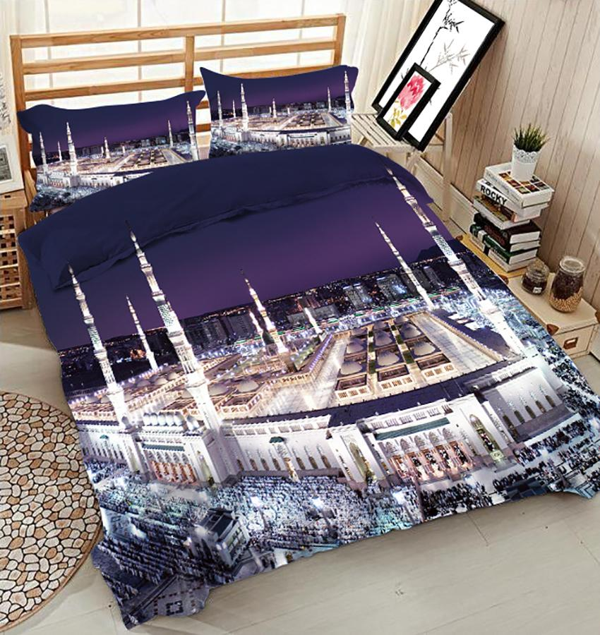 California King Luxury 3d Bedding Sets Queen Architectural Pattern