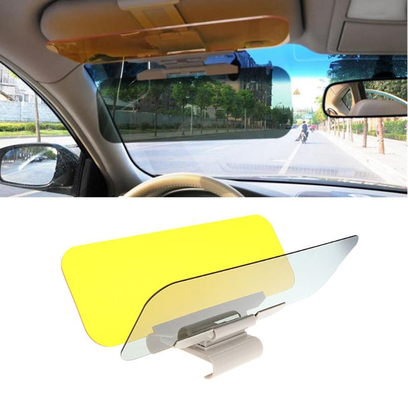 Car Styling Car Windshield Sun Shade Goggles Retractable Side Sunscreen Sun  Visor Car Accessories Aug10 Drop Ship Car Interior And Exterior Accessories  Car ... 058e35fc861