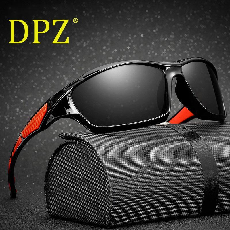 4e383da13 Compre DPZ Mens Lentes Polarizadas Óculos De Sol Unisex Óculos De Alta  Definição Masculino Acessórios De Condução 2019 Novo E Elegante De  Beijiaer, ...