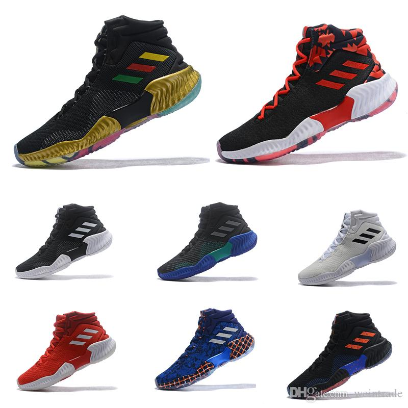 86b3fb9fc 2019 2018 New Arrival Pro Bounce Low Basketball Shoes For Men Good Quality  Multicolor Designer Shoes Brand Sneakers Sports Mens Trainers EUR 40 4 From  ...