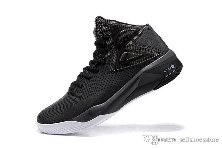 6119d861 Hot Sale Basketball Shoes The Andrea High Tall Red Black Blue Grey ...