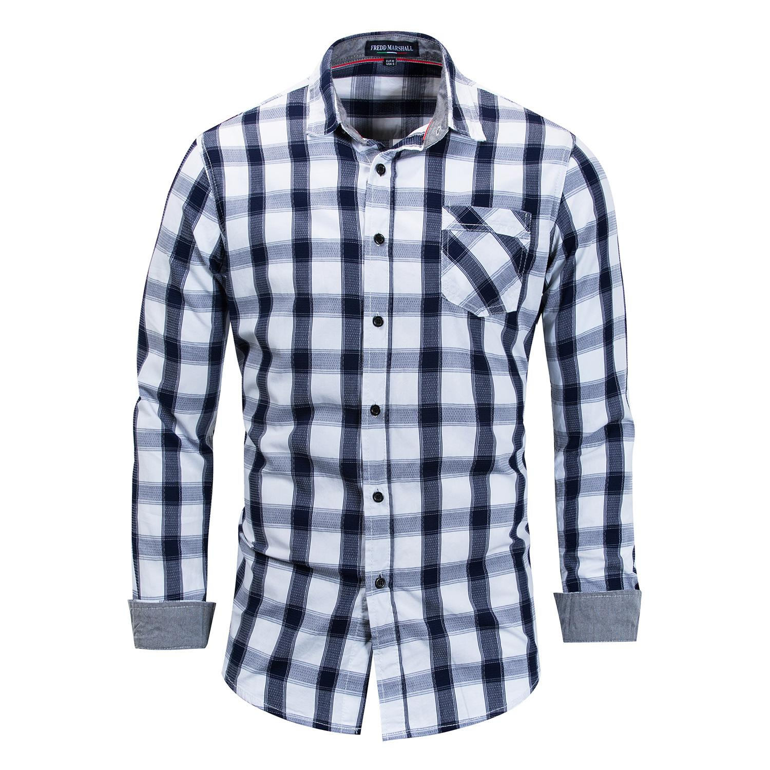 Cardigan Mens Shirts Long Sleeve Designer Shirt For Men Casual Tops
