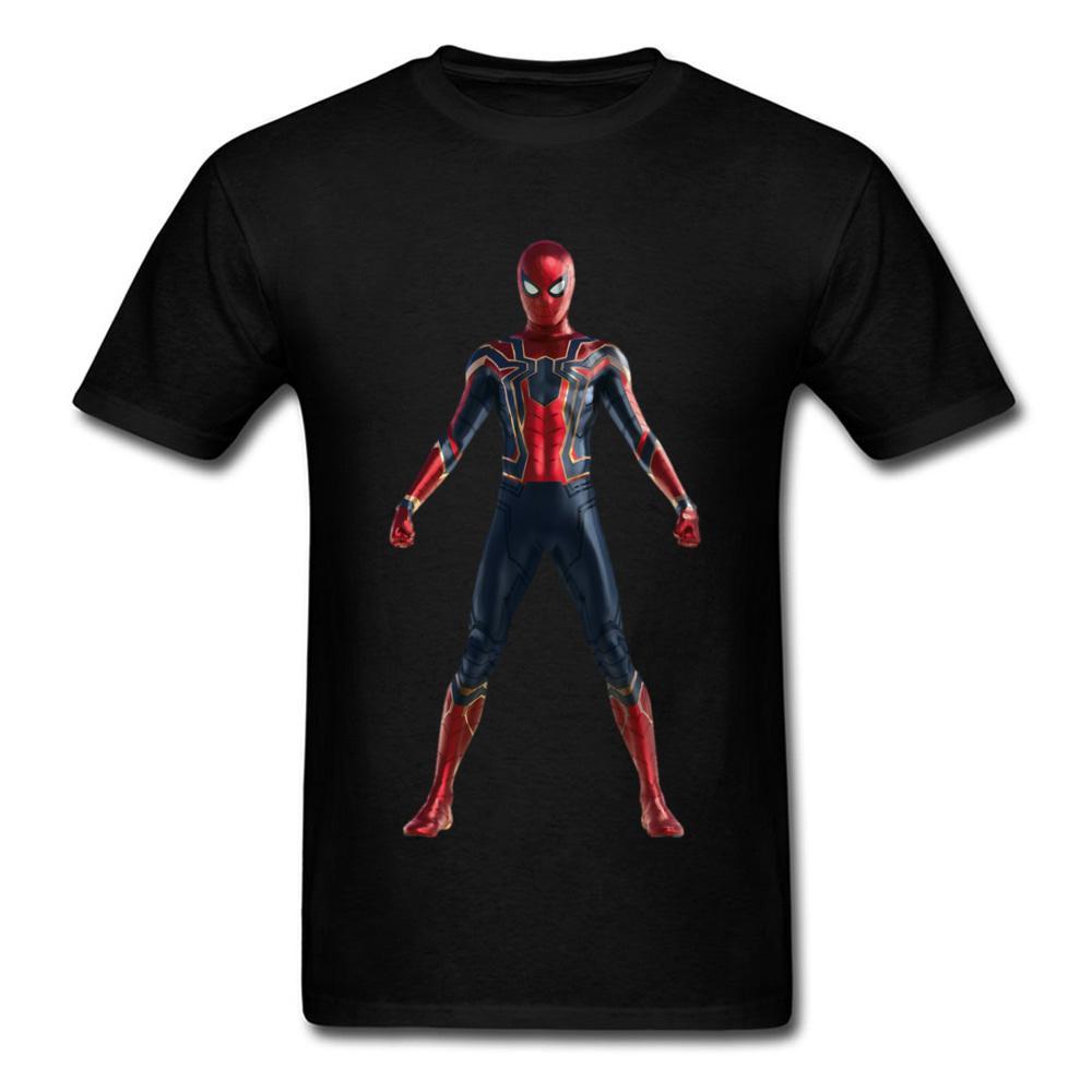 33d69e56e 2019 Spiderman Shirts Avenge T Shirt 3d Men T Shirt Short Sleeve Tshirt  Black Tops 100% Cotton Tees Comics Clothing Tshirt Tshirts From  Fittingstore, ...