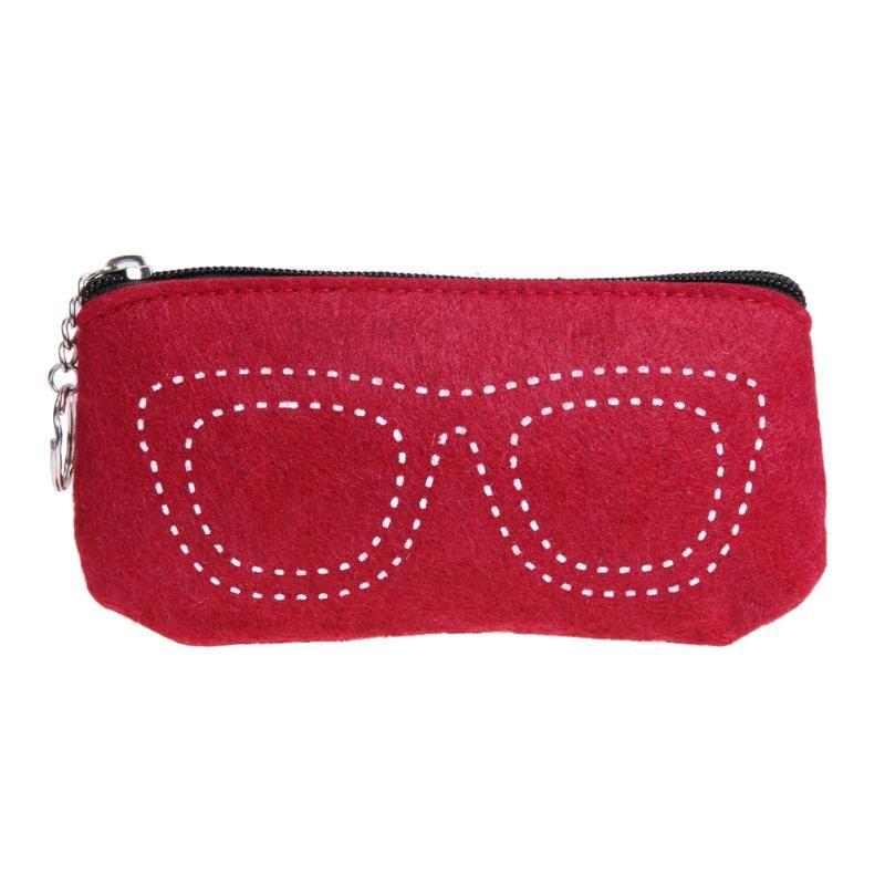 3af1f6c4e945 2019 Sunglasses Storage Bag For Women Men Glasses Box Felt Sunglasses Bag  Eyeglasses Cases Portable Eyewear Zipper Bag From Chinese wholesale01