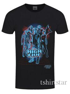 Divertente T-shirt High Five Men's BlaFunny