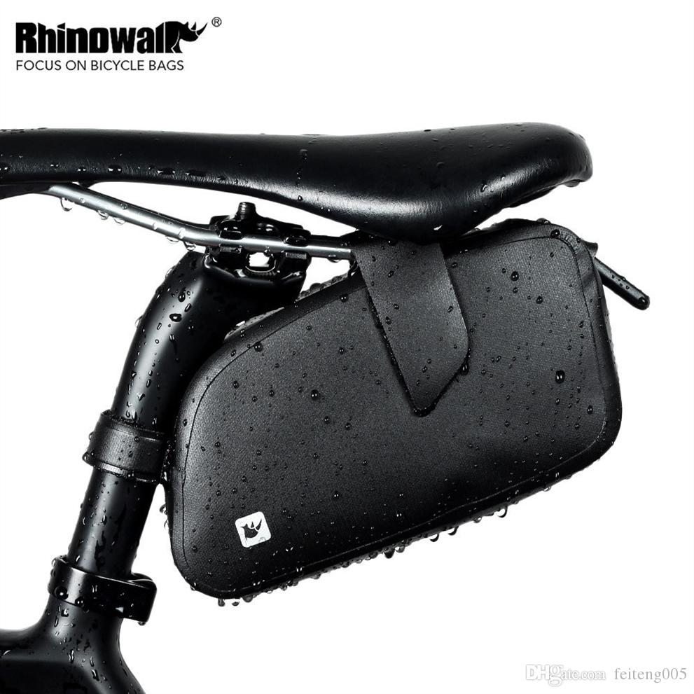 6dd04fe478a Rhinowalk Mountain Mountain Saddle Bag Impermeable Bajo Asiento ...