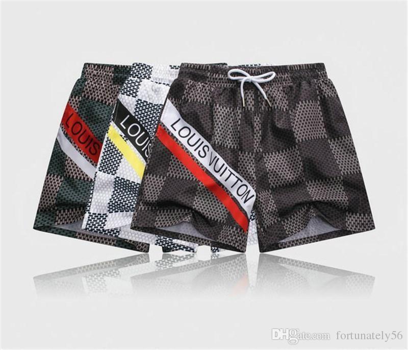 e4d5c366a2 HOT Board Shorts Mens Summer Beach Shorts Pants High-quality ...
