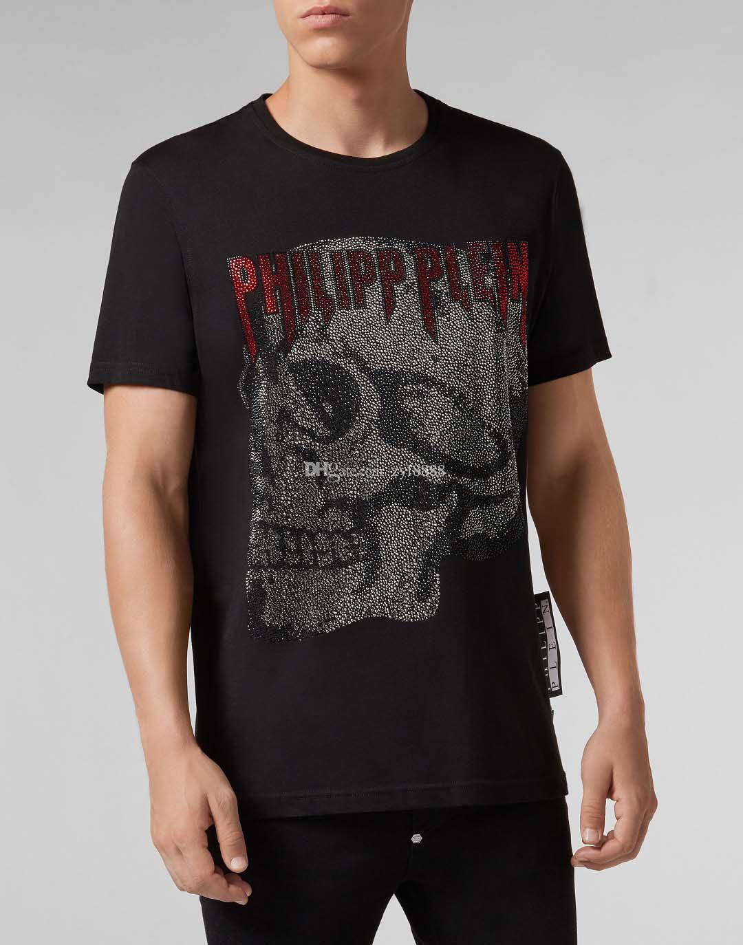 5037f23ed Camiseta impresa camiseta 2019 nuevo hombre camiseta Crewneck Todo algodón  ropa Verano Vintage Tops camisetas de calidad superior 2018-2019 nueva ...