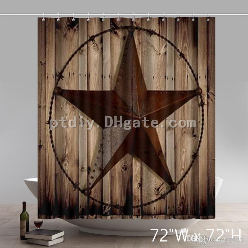 2019 Symbol Western Decor Southwestern Primitive Shower Curtain From Ptdiy1 2136