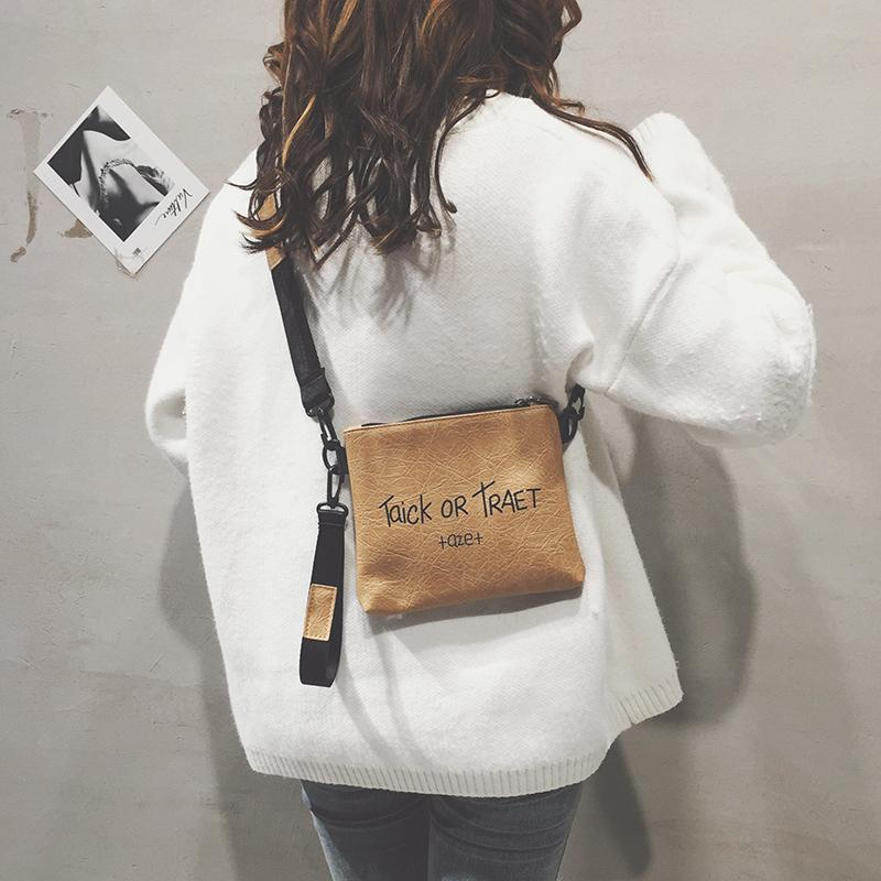 c4bd0ee7ff 2019 New Trend Women Shoulderbag Retro Woman Messenger Bag Fashion Korean  Version Shell Bag Casual Handbags Branded Handbags Ivanka Trump Handbags  From ...