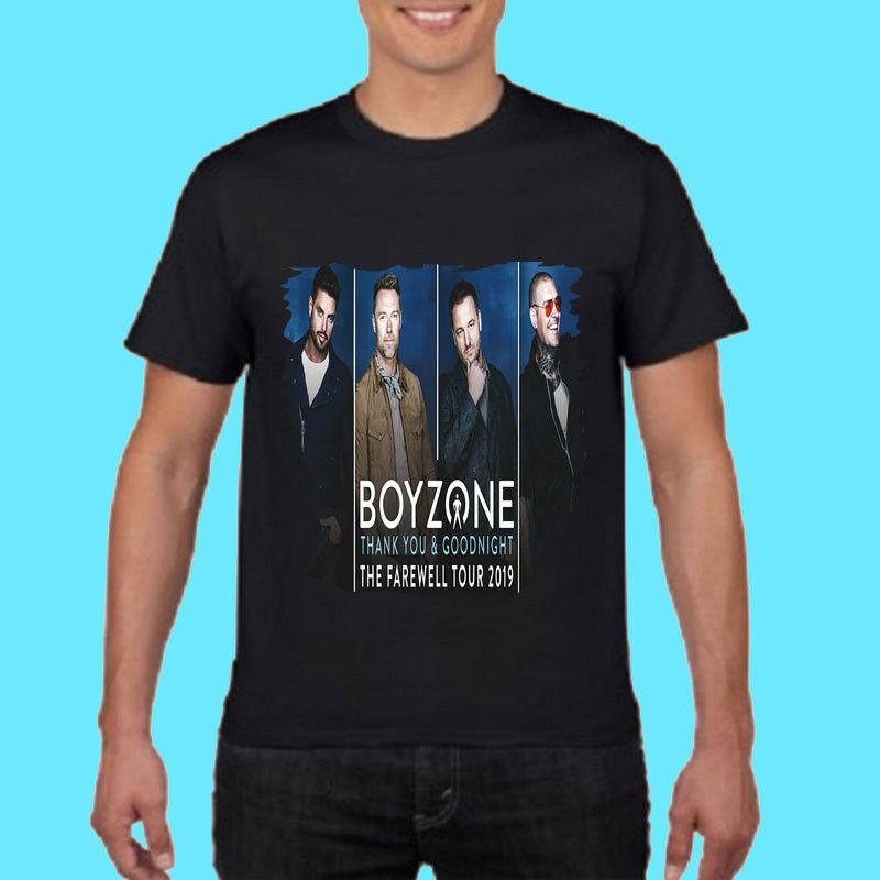 c90f5b7c540 BOYZON T SHIRT BOY BAND THE FAREWELL TOUR 2019 GIFT ADULT KIDS TEE TOP VTG  Funny Unisex Casual Tshirt Crazy T Shirts For Men Cheap T Shirts For Sale  Online ...