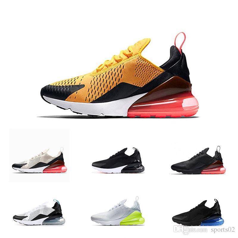 half off 746ca 923a7 270 Zapatillas De Correr Para Hombre Y Para Mujer Flair Triple Black Core  Blanco Entrenador Zapatillas Deportivas 27C Zapatos De Diseño Venta Al Por  Mayor ...
