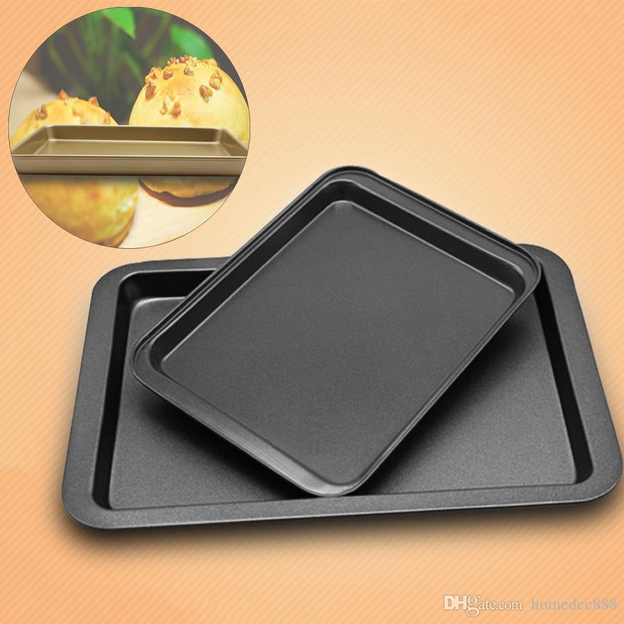 2019 Stainless Steel Baking Dishes Gold Black Food Grade Diy Baking