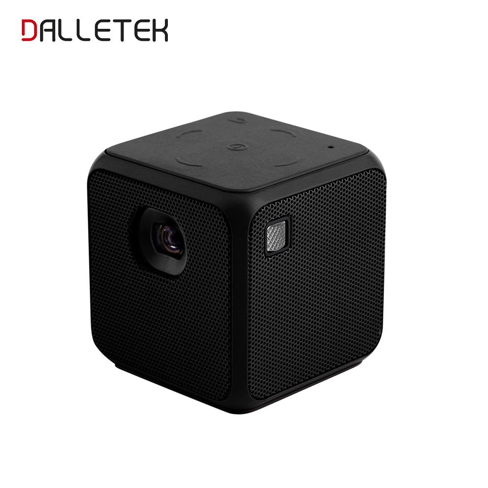 M5 Proyector Android 7.1 Mini Projector BT4.1 Dual-Band WIFI DLP HD Projector MINI Proyector BT Android 7.1 IPTV Proyector