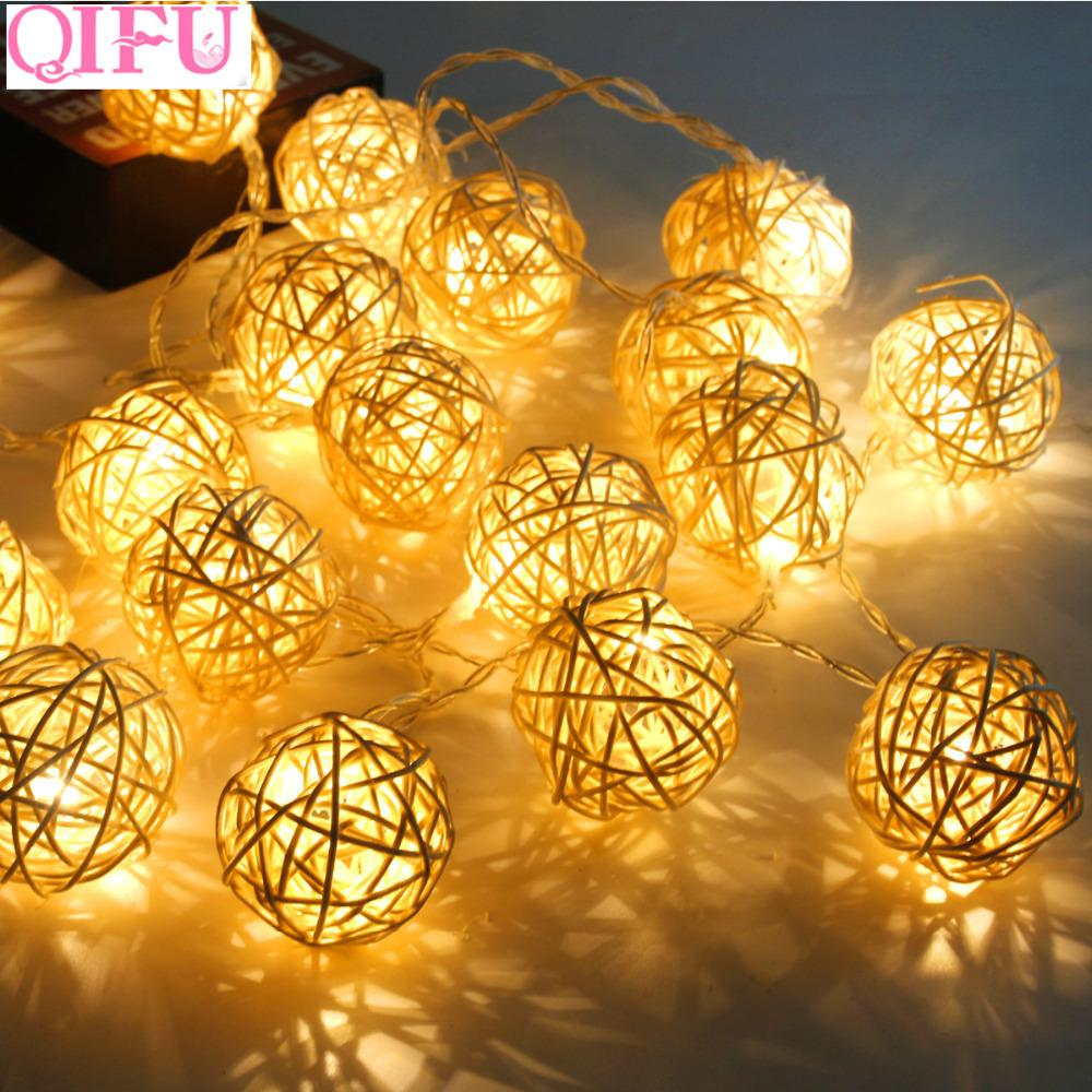 Qfu Merry Christmas Led Lights White Christmas Decorations For Home 2018 Decoration Tree Xmas Decoration New Year 2019
