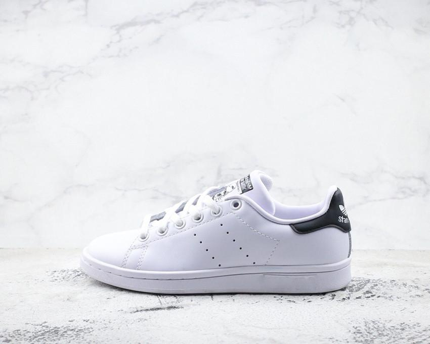 best service b1797 1b70f Stan Smith women men stan shoes fashion smith sneakers Running shoes  leather sport trainers classic flats white black Gazelle designer shoes