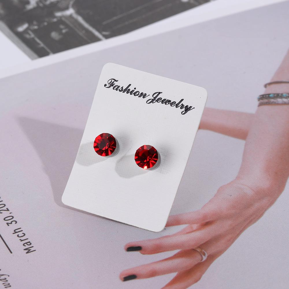 Men Women Slimming Patch Lose Weight Health Magnets Of Lazy Paste Slim Patch Stimulating Acupoints Ear Studs Magnetic Earrings