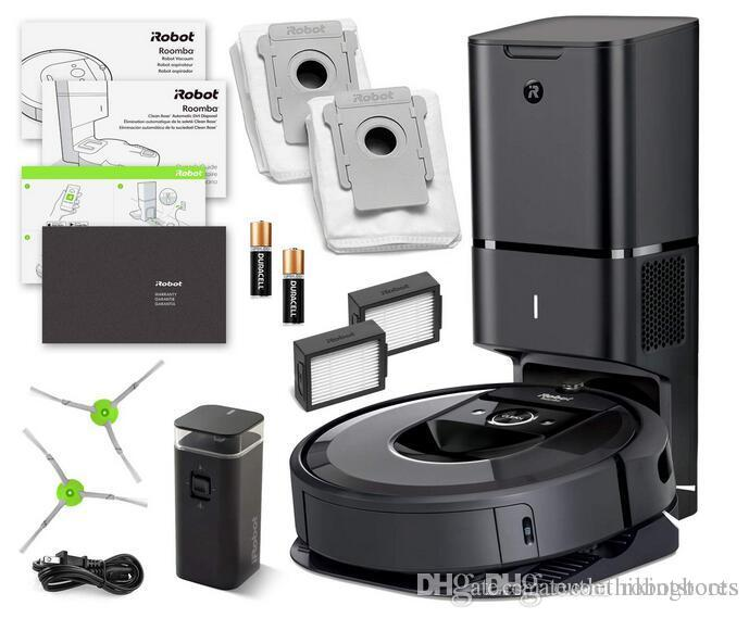 2019 New Arrival IRobot Roomba I7 Robotic Vacuum Cleaner ...