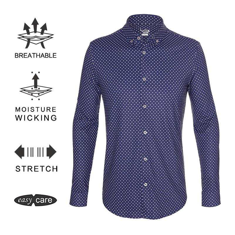 2d9a1207 2019 High Quality EAGEGOF Polyester Winter Long Sleeve Anti Wrinkle Men'S  Shirt Tshirt Golf Polo Shirt Sportwear For Sporting,Golf From Portnice, ...