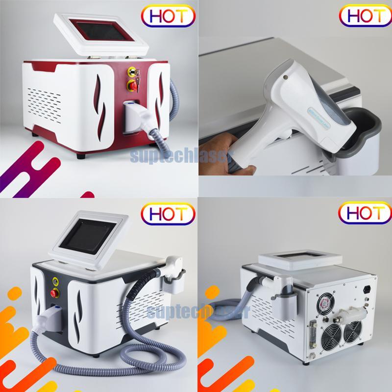 2 또는 3 회 무료 배송 후 효과 COMPETETIVE 레이저 제모 경제적 인 808 무통 다이오드 레이저 영구 제모 좋은