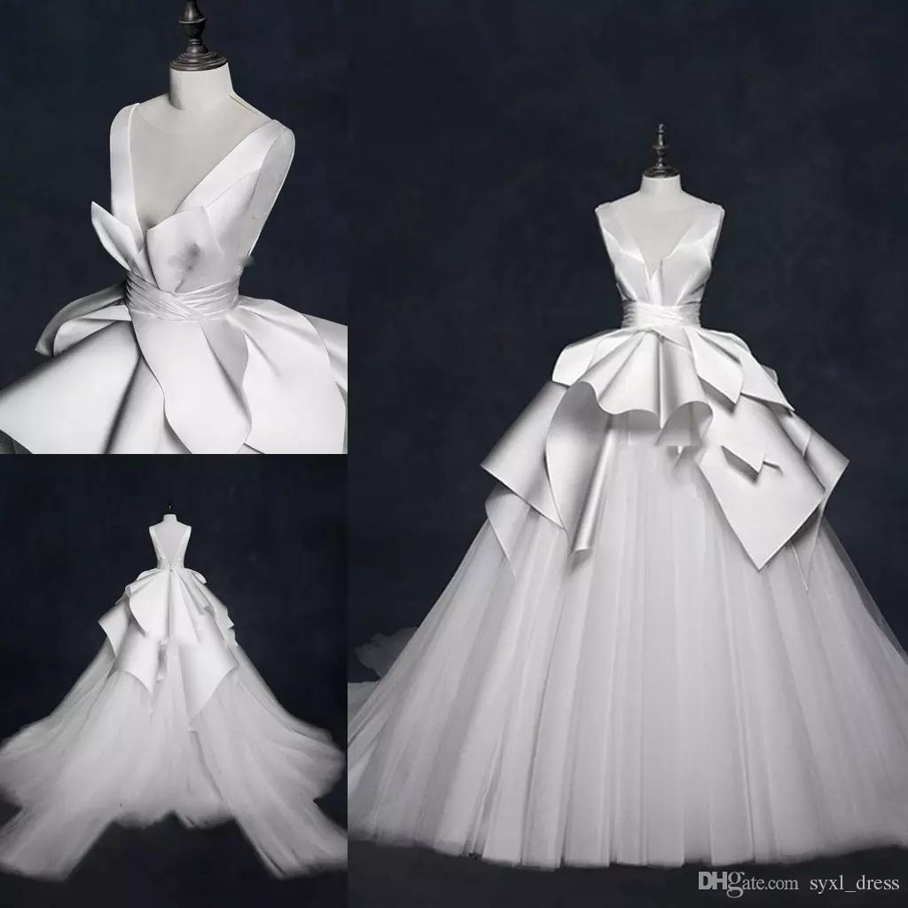 Cheap Teal Purple Wedding Dress Discount Rose Pleat Wedding Dress Mermaid 2576233bd8e5