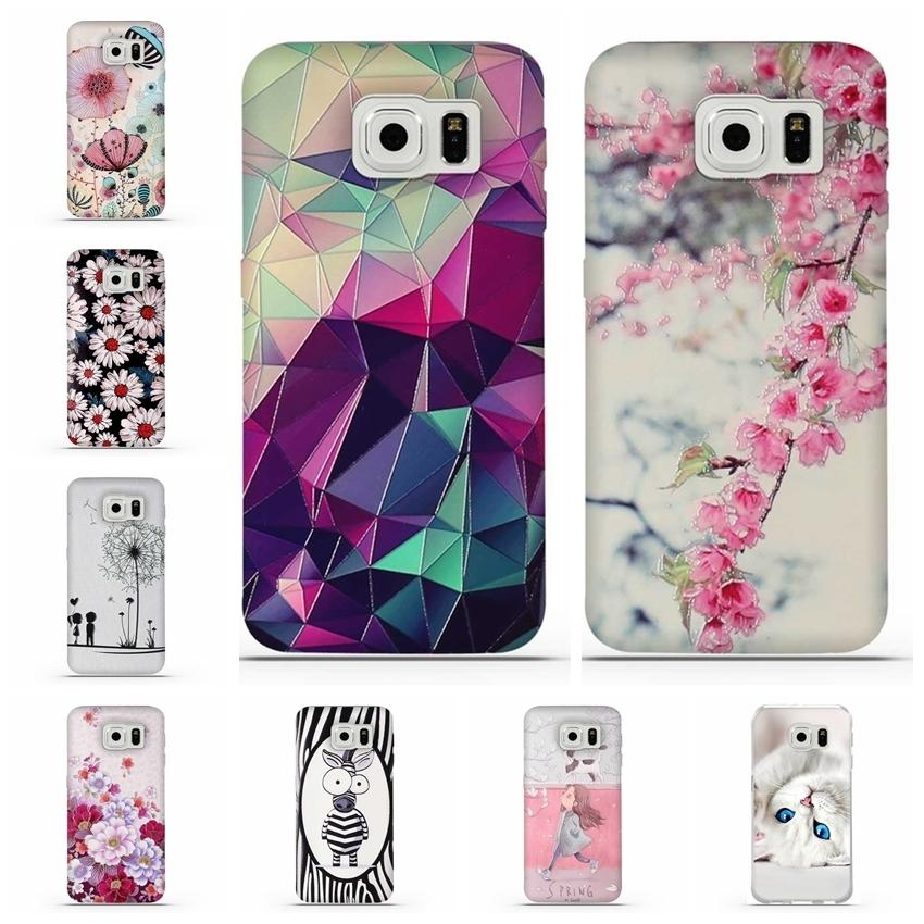 coque galaxy s6 3d