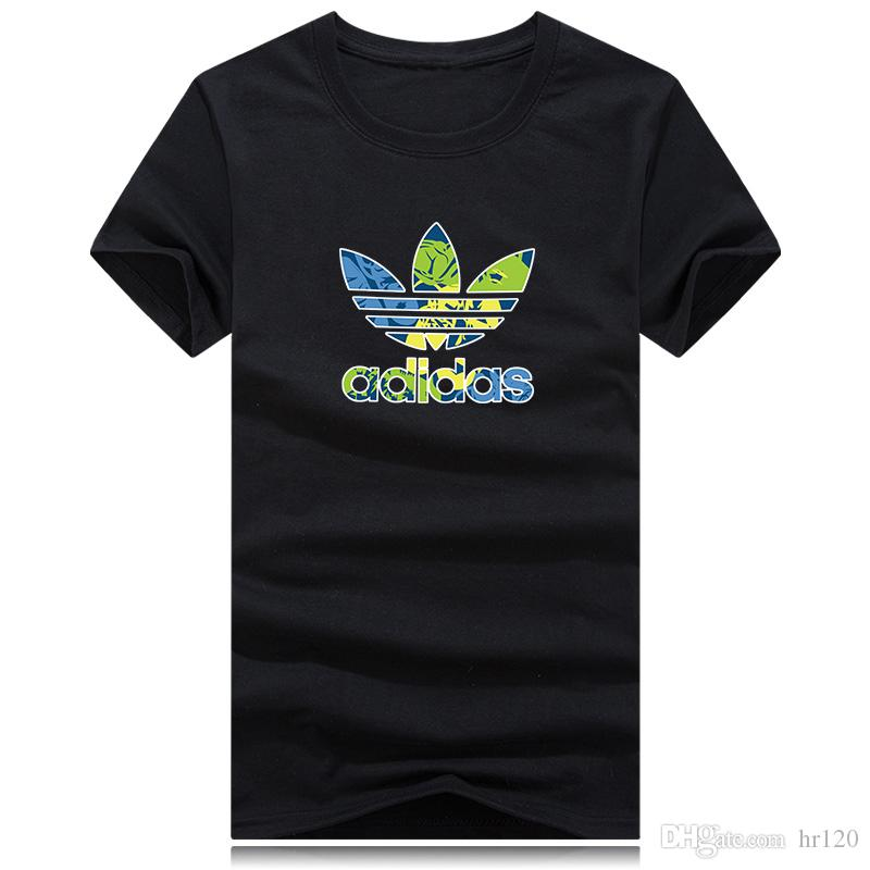 06dee3aa1ce Compre Ventas Baratas Nueva Camiseta Impresa Hombres Mujer Camisetas Verano  Algodón Camiseta Manga Corta Camiseta Hip Hop Camiseta A $10.05 Del Hr120  ...