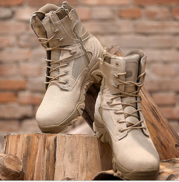 516 Delta outdoor tactical boots special forces summer breathable military boots combat boots outdoor shoes field men's spring