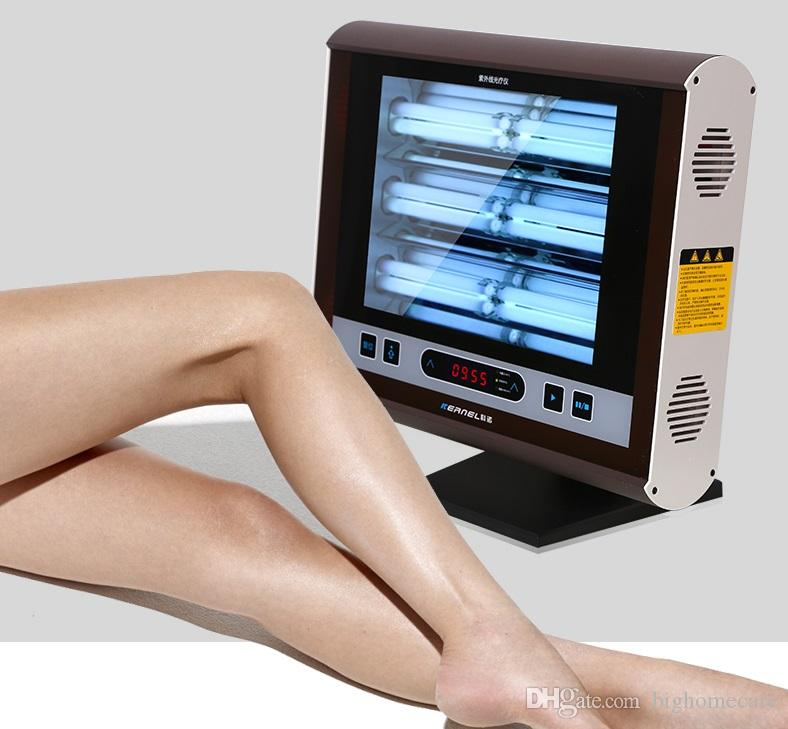 Home Light Therapy For Psoriasis: DESKTOP UVB PHOTOTHERAPY LAMPS WITH UVB Lamp For Vitiligo