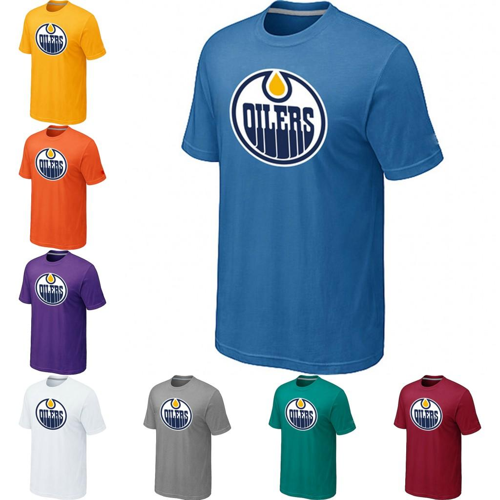 615ec10fb420e News Edmonton Oilers Ice Hockey T Shirt For Men In The Spring And Autumn  Offset Printing Now T Shirts Deal With It T Shirt From Vinkingsports, ...