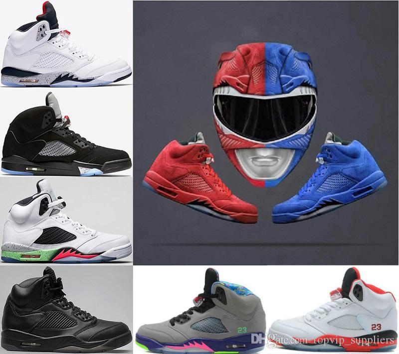 bd1868ef445a58 With Box5 Alternate 90 5s V Olympic Metallic Gold White Cement Man  Basketball Shoes OG Black Metallic Pure Platinum Oregon PE Ducks Sport Shoes  Canada ...