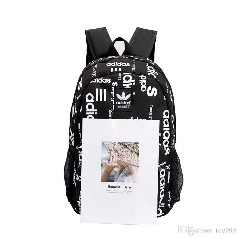 Best Backpacks 2020 Fashion 2020 Backpack 19ss School Bag Outdoor Bags Unisex Duffle