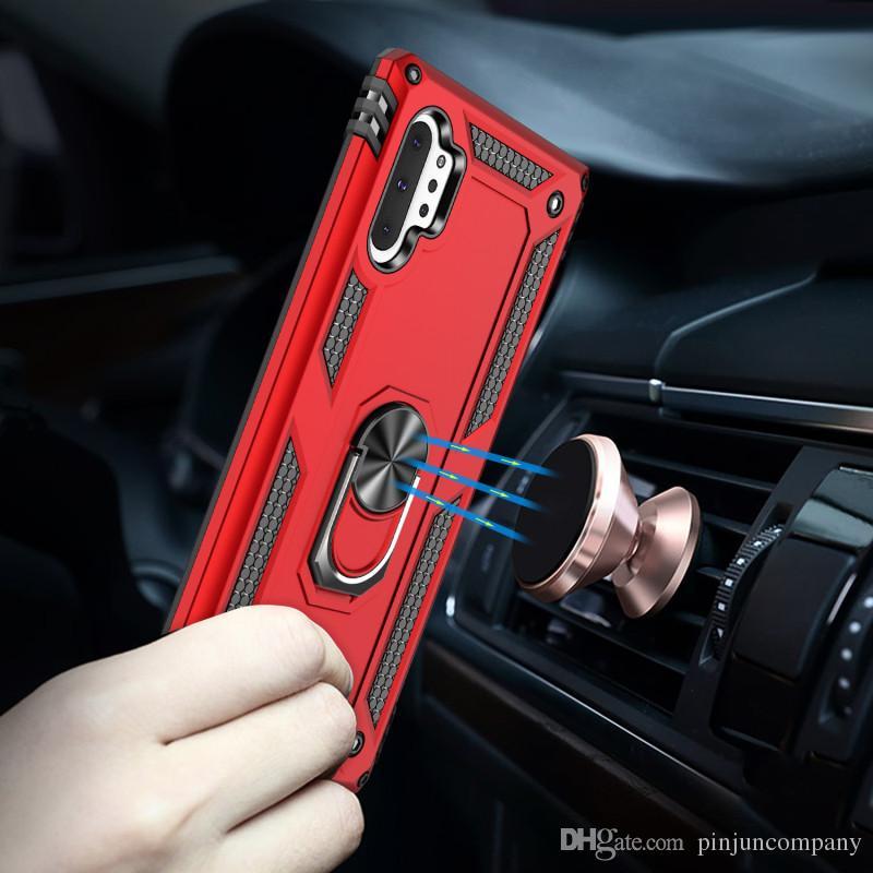 494366d70af Fundas Para Movil Personalizadas Para Samsung Note 10 Pro Rotación Del  Soporte Del Anillo Del Soporte Del Coche Soporte Para Carcasa Del Teléfono  Móvil ...