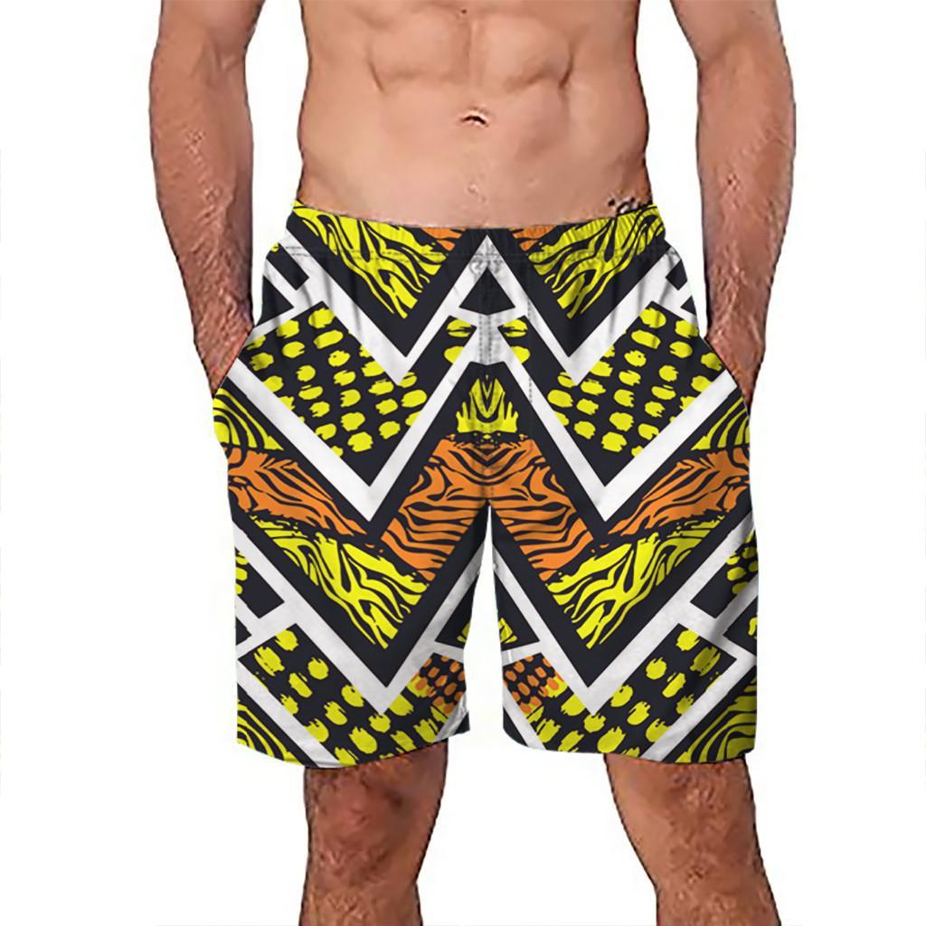 c8690dcea2dd M-3XL Tallas grandes Traje de baño para hombres Pantalones cortos de  natación para bañadores Traje de baño Hombre Ropa de playa Bermudas  Pantalón ...