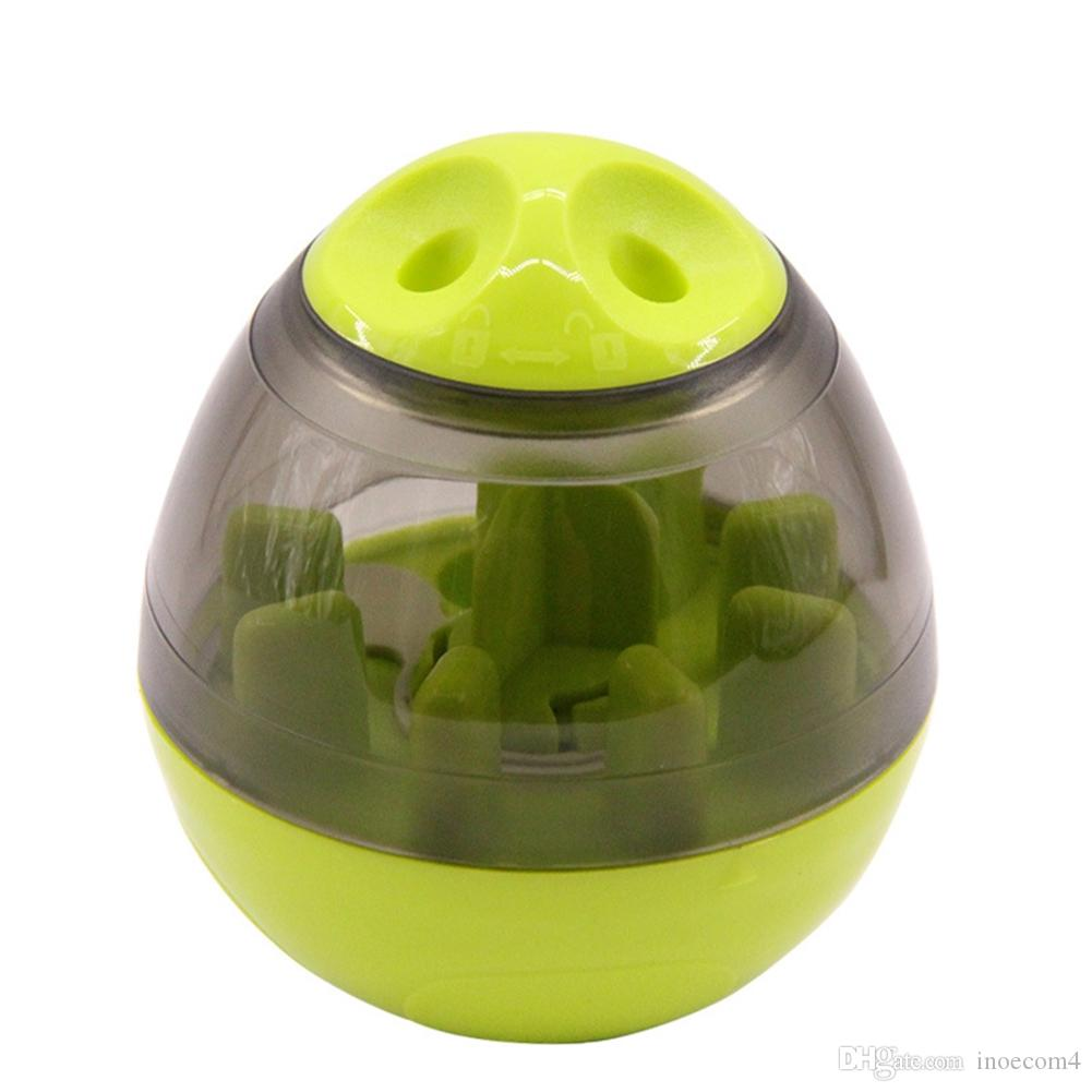 Dog Leaking Food Ball Educational Toys Cat Intelligence Tumbler Killing Time Pet Food Slow Food Pet Products