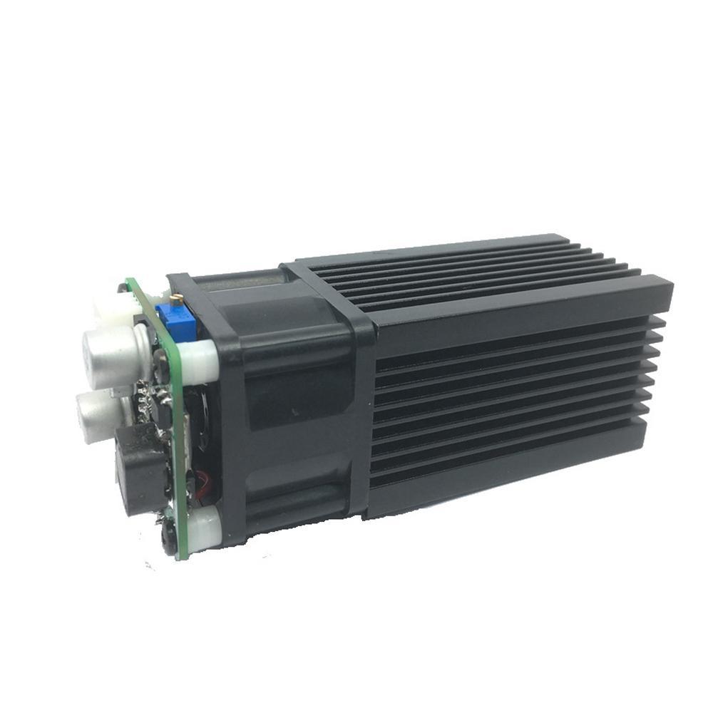 5500 mW 445-450nm Blaulicht Laser Modul DIY Micro Laser Graviermodul für CNC Laser Carving Graviermaschine Zubehör
