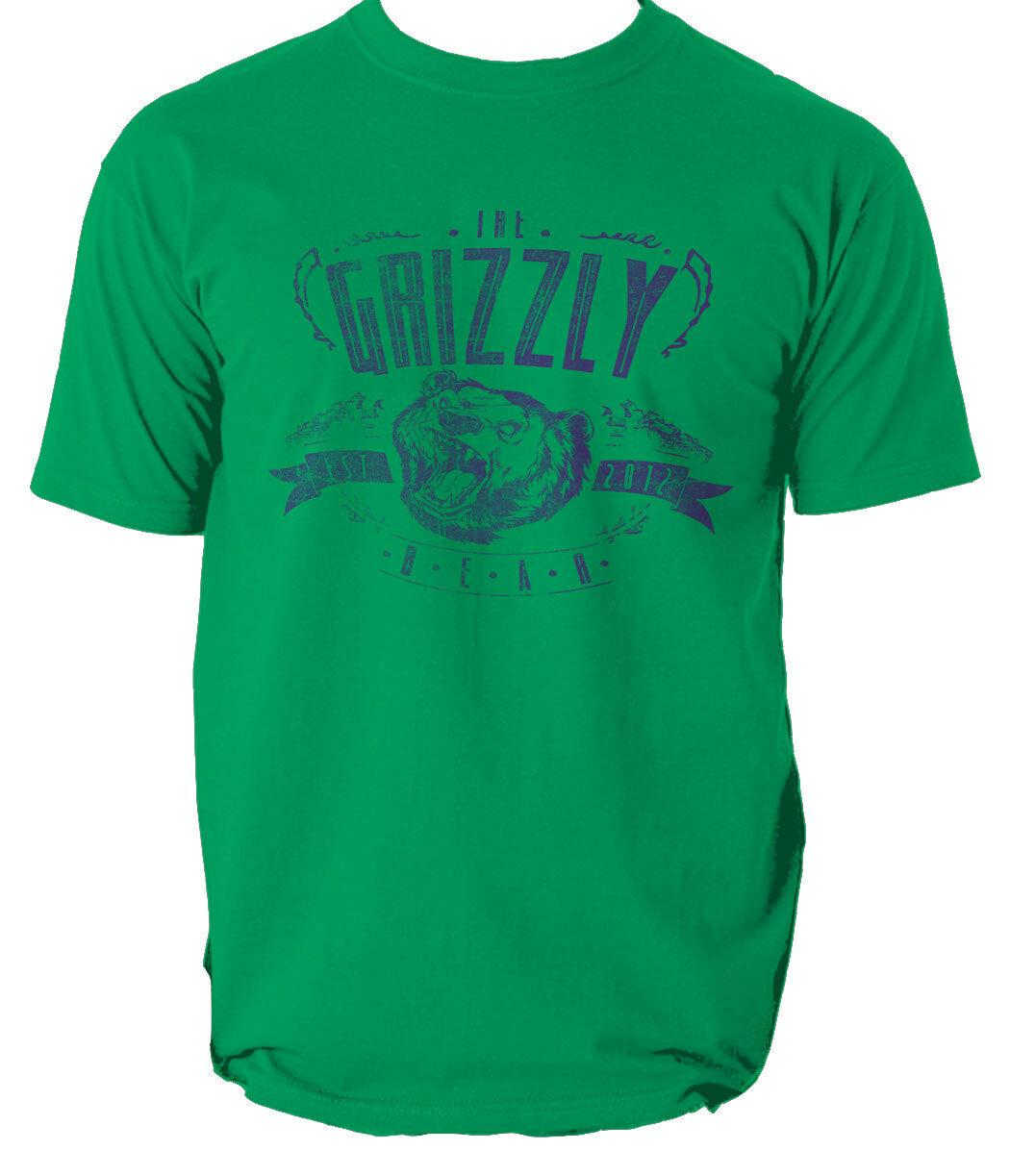 ec606119 The Grizzly Bear T Shirt Camping Mountanis Camp S 3XL Men Women Unisex  Fashion Tshirt Funny Cool Top Tee Black Buy Designer Shirts Great Tees From  ...