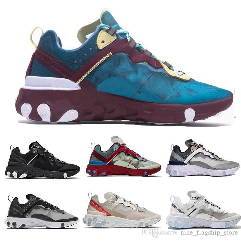808a6cb94359 New Arrival Epic React Element 87 Undercover Men Running Shoes For ...