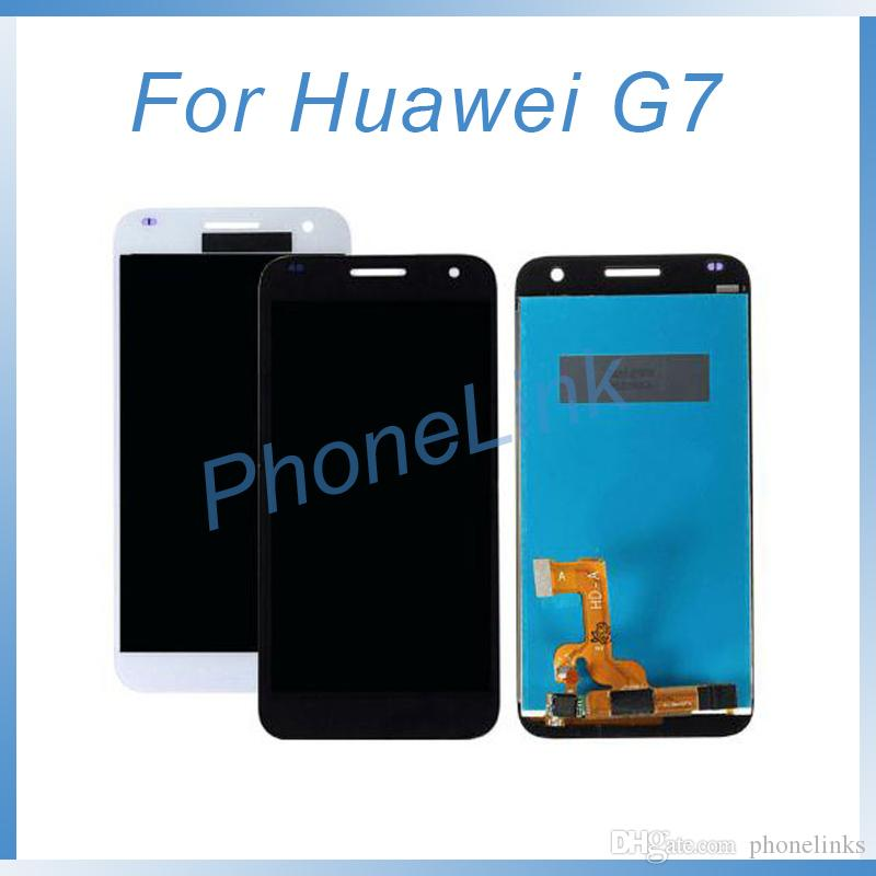 2019 Replacement For Huawei Ascend G7 Lcd Display Touch Screen Digitizer Assembly From Phonelinks 1286